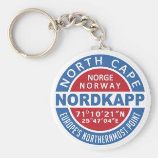 NORDKAPP Norway key chains