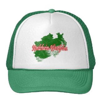 Nordrhein-Westfalen Mesh Hat
