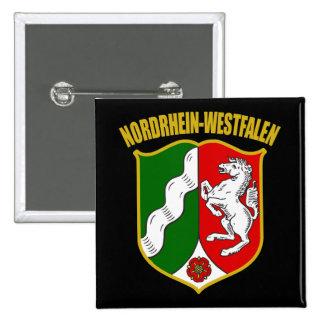 Nordrhein-Westfalen COA Pin