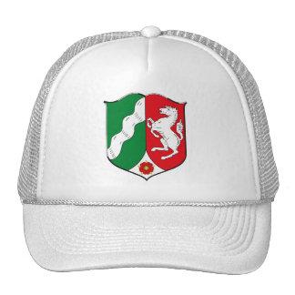Nordrhein Westfalen Coat of Arms Hat