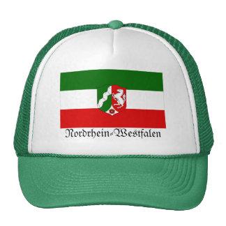 Nordrhein-Westfalen Flag Cap