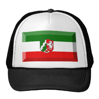 Nordrhein-Westfalen Flag Gem Cap