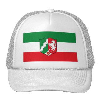 Nordrhein Westfalen Flag Hat