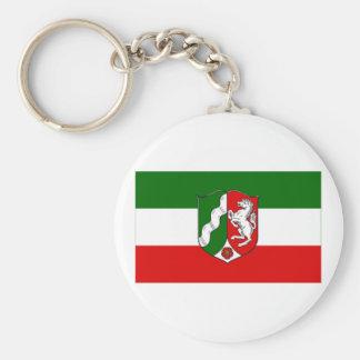 Nordrhein-Westfalen Flag Keychains