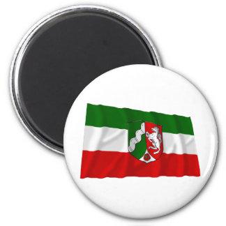 Nordrhein-Westfalen Flag Magnets