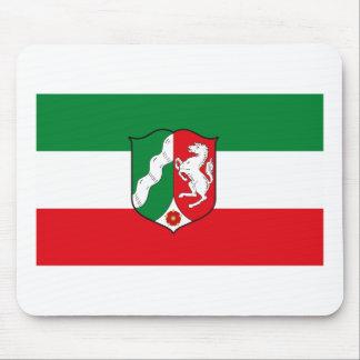 Nordrhein Westfalen Flag Mousepad