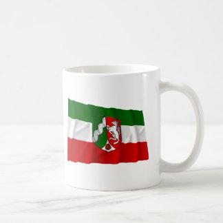 Nordrhein-Westfalen Flag Mug