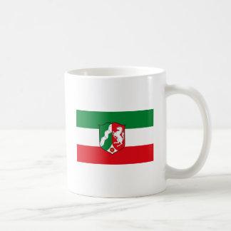 Nordrhein Westfalen Flag Mug