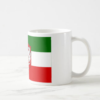 Nordrhein-Westfalen Flag Coffee Mugs