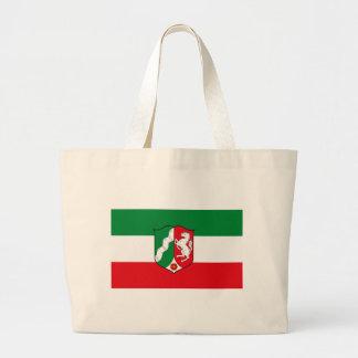 Nordrhein Westfalen Flag Tote Bag