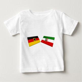 Nordrhein-Westfalen, Germany Flag Tiles Tshirts