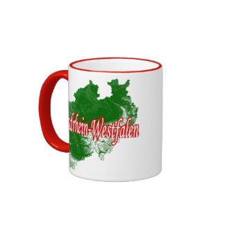 Nordrhein-Westfalen Ringer Mug