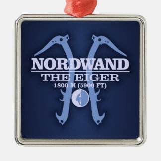 "Nordwand ""The Eiger"" Christmas Ornament"
