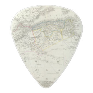 Nordwest Africa - Northwest Africa Acetal Guitar Pick