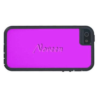 Noreen Intense Pink Tough Xtreme iPhone 5 case