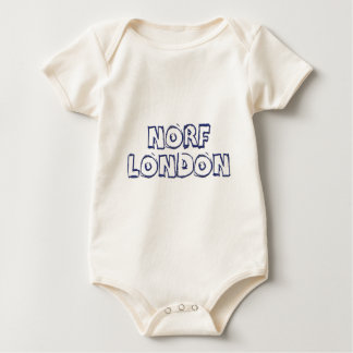 Norf London Baby Bodysuit