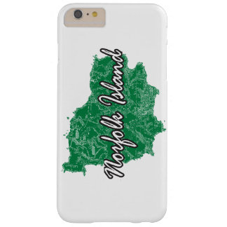 Norfolk Island Barely There iPhone 6 Plus Case