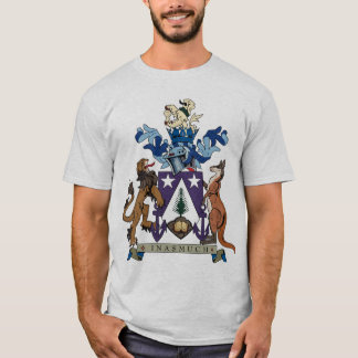 Norfolk Island Coat of Arms T-shirt