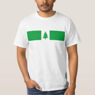 Norfolk Island country flag nation symbol T-Shirt