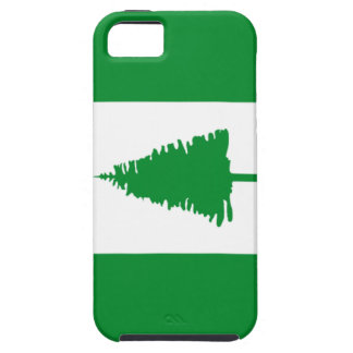 Norfolk Island Flag iPhone 5/5S Covers