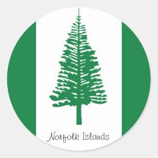 Norfolk Islands stickers