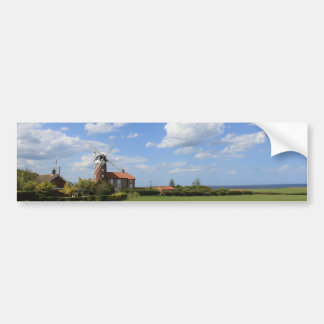 Norfolk Skies Bumper Sticker