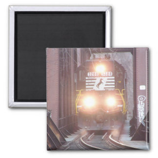 Norfolk Southern #3288 Square Magnet