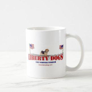 Norfolk Terrier Basic White Mug