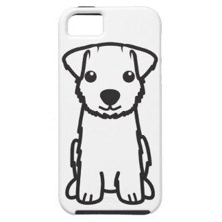 Norfolk Terrier Dog Cartoon iPhone 5 Case