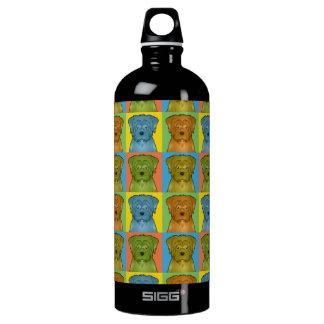 Norfolk Terrier Dog Cartoon Pop-Art SIGG Traveller 1.0L Water Bottle
