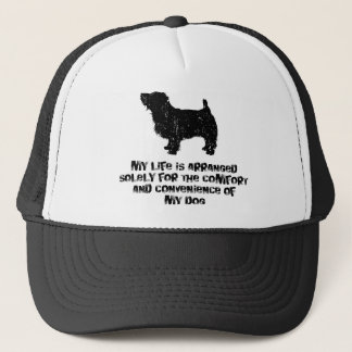 Norfolk Terrier Trucker Hat