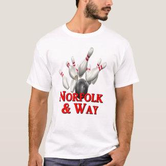 Norfolk & Way Bowling T-Shirt