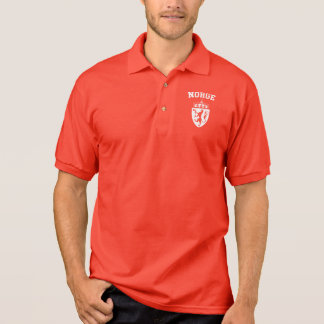 Norge Coat of Arms Polo Shirt