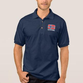 Norge Flag T-shirt