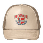 Norge Mesh Hat