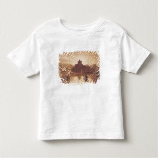 Norham Castle, engraved by Charles Turner (1773-18 Toddler T-Shirt