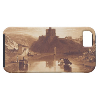 Norham Castle, engraved by Charles Turner (1773-18 Tough iPhone 5 Case