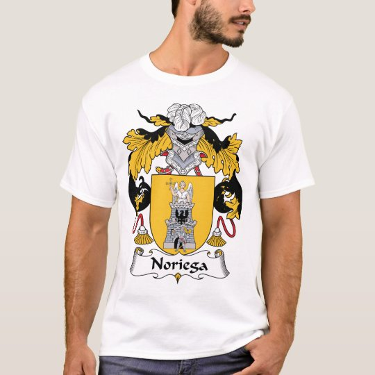 Noriega Family Crest T-Shirt