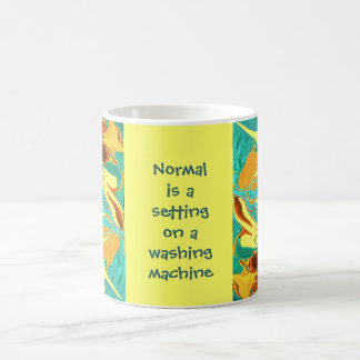 normal is a setting coffee mug