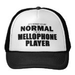 Normal Mellophone Player