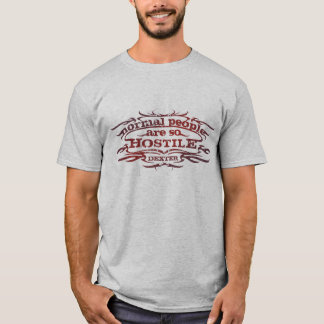 Normal People Red T-Shirt