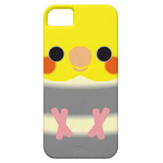 Normal Pied Cockatiel iPhone 5 Cover