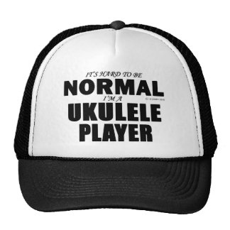 Normal  Ukulele Player Trucker Hat