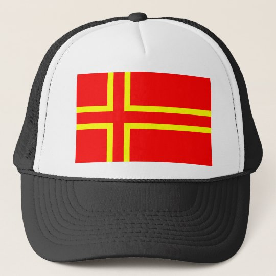 Norman Flag T-Shirts Cap