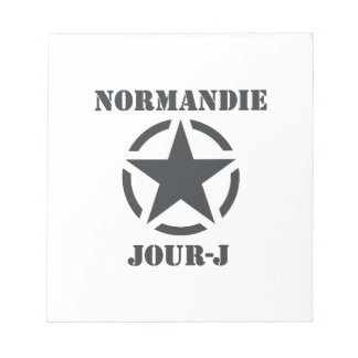 Normandy Day-J Notepad