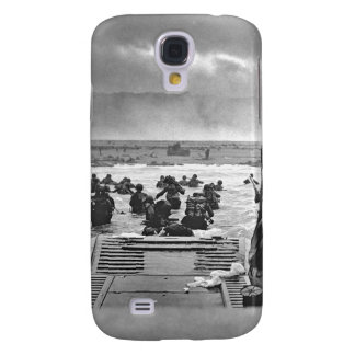 Normandy Invasion at D-Day - 1944 Galaxy S4 Case