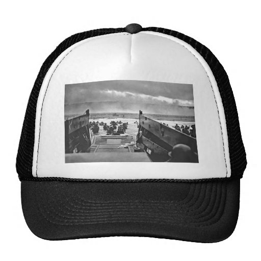 Normandy Invasion at D-Day - 1944 Trucker Hats
