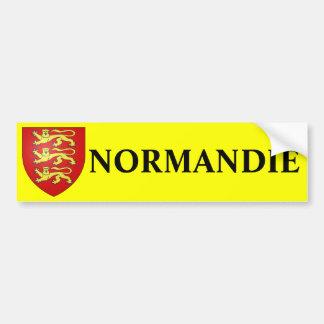 NORMANDY sticker Bumper Sticker