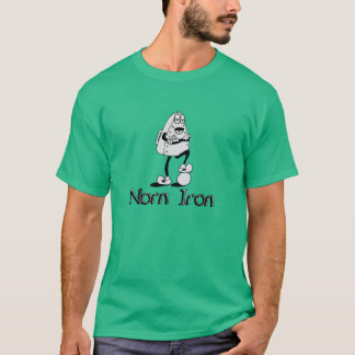 Norn Iron Football T-Shirt
