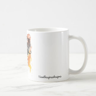 Norna: Girl and Mandala of Fate. Coffee Mug